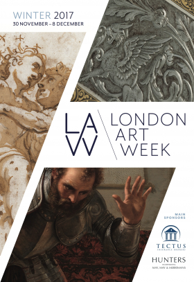 London Art Week Winter 2017, 1 dicembre - 8 dicembre 2017, preview 30 novembre /