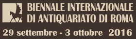 Biennale Internazionale di Antiquariato di Roma /