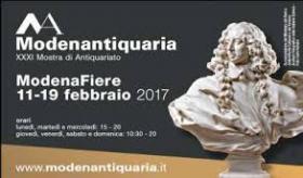 Modenantiquaria - XXXI Mostra di Antiquariato - Stand Collettivo Associazione Antiquari d'Italia /